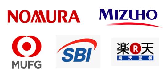 証券会社ロゴ