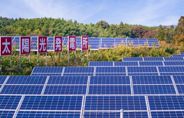 太陽光発電業のM&A(買収・売却)と企業価値評価