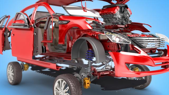 自動車部品製造業界のM&A(買収・売却)と企業価値評価