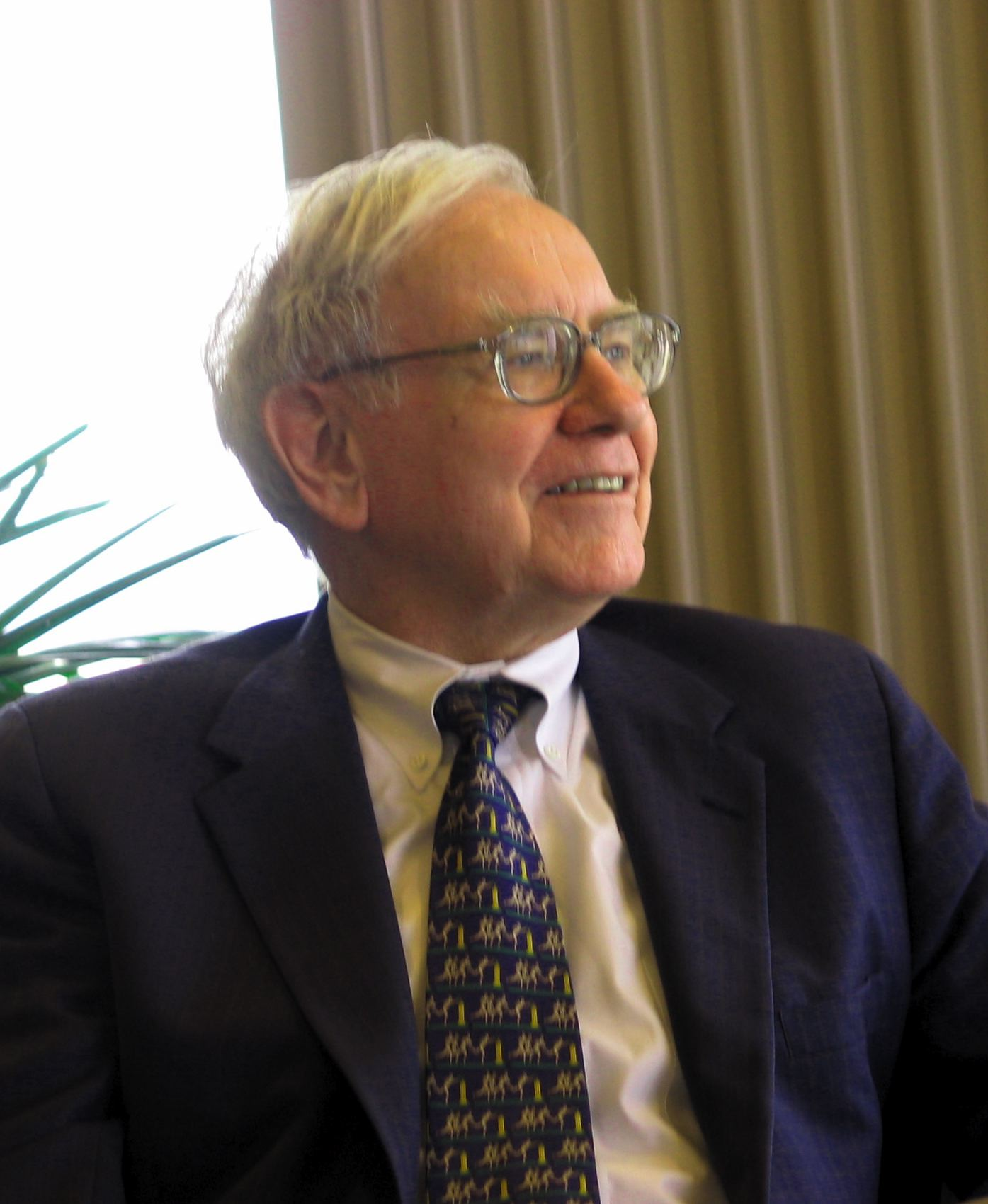 Warren_Buffett_KU_Visit