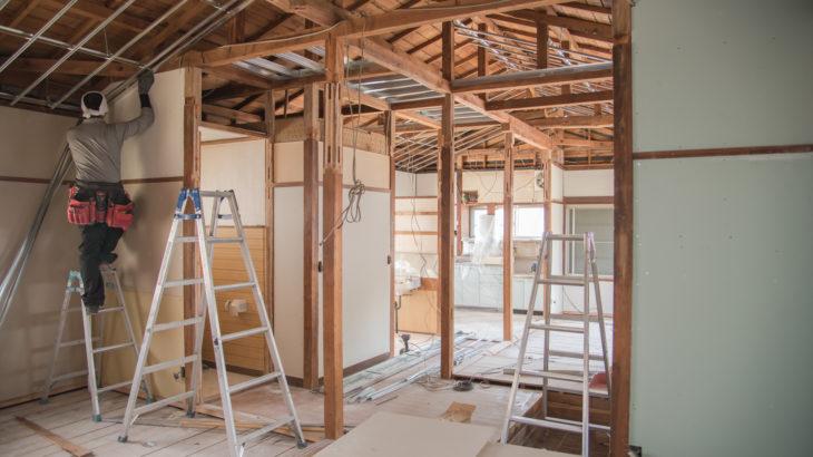 工務店・内装工事業界のM&Aと企業価値評価