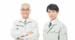 社長と後継者